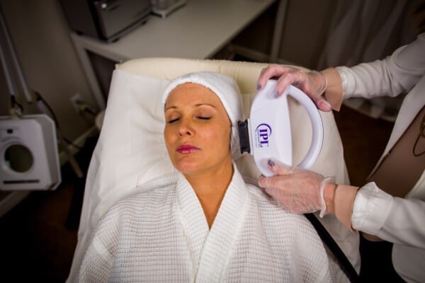 Intense Pulsed Light, Intense Pulsed Light Photo Facial